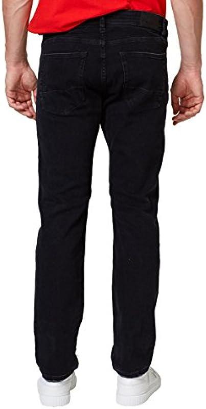 ESPRIT Męskie dżinsy Straight: Odzież