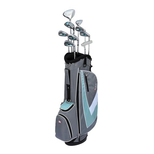 New RAM G-Force Women's Complete Golf Set w/ 9 Clubs + Deluxe Stand Bag RH G-Force