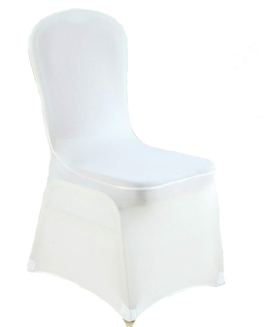 Amazon.com: Helan - Fundas elásticas de licra para silla, 12 ...