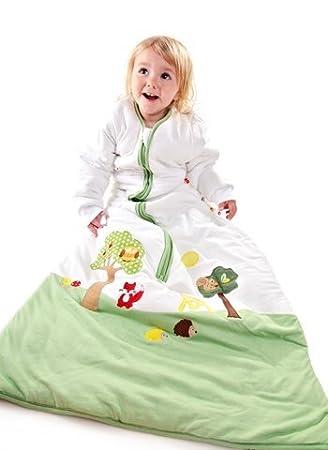 Amazon.com: Invierno saco de dormir para bebé mangas largas ...
