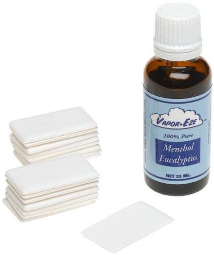 Home, Furniture & DIY Vapor-Eze Inhalation Refill Pads 25-Pack Lavender Humidifiers