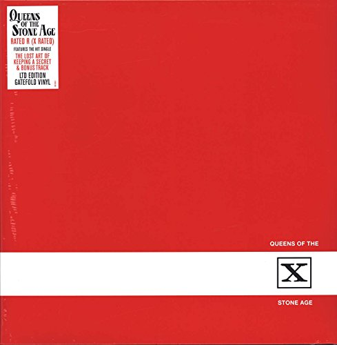 QUEENS OF THE STONE AGE - RATED R (X RATED)