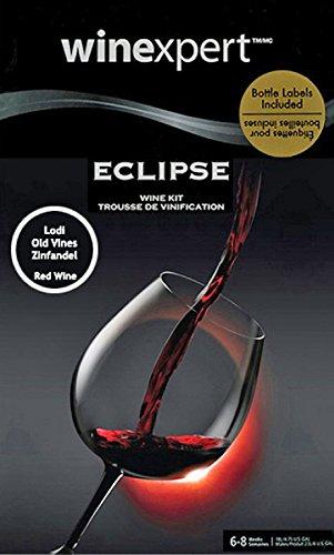 Zinfandel Old Vine (Eclipse Lodi Old Vine Zinfandel (With Grape Skins) Wine Ingredient)