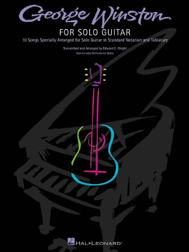 Download George Winston for Solo Guitar (Guitar Solo) pdf