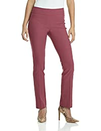 Women's Ease in to Comfort Straight Leg Pant with Tummy...