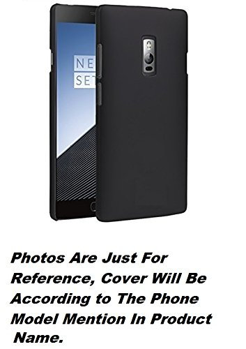 free shipping 8400f 61cc1 Delkart Hard Back Cover for Lenovo A536 (Black)