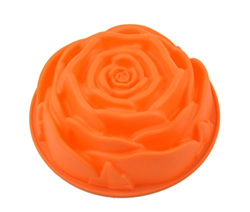 Flower Birthday Silicone Baking Bakeware