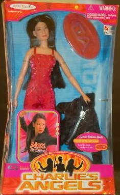 (Charlie's Angels Alex Doll (Lucy Liu) Girl Force (2000))