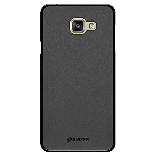 Slim Shockproof Case for Samsung Galaxy A7 (Black) - 1