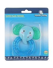 عضاضة مائية شكل فيل للاطفال من ليدر بيبي - ازرق