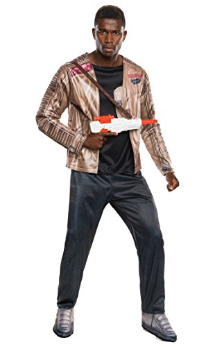 Star Wars: The Force Awakens Deluxe Adult Finn Costume (Group Costume Ideas)