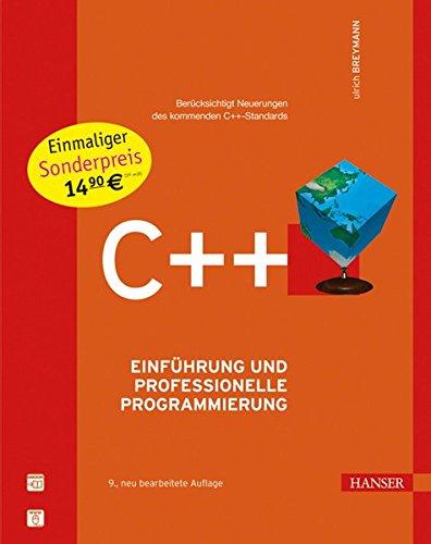 C++: Einführung und professionelle Programmierung