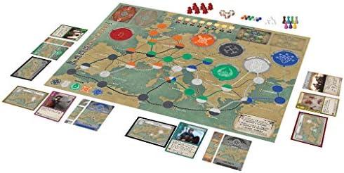 Z-man Games España- Pandemic: La Caída De Roma - Español, Multicolor (ZM7124ES): Amazon.es: Juguetes y juegos