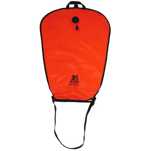 XS Scuba Deluxe 50 Pound Lift Bag (Orange)