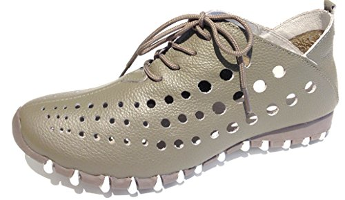 Lit Shoe LF9010 Grey Foot Leather Women's qYfRqrw