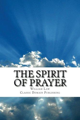 Download The Spirit Of Prayer PDF