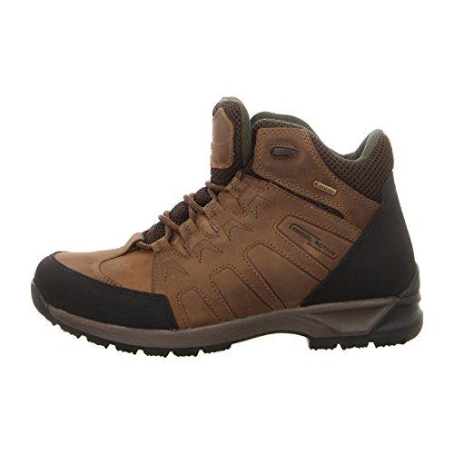 camel active434.13.11 - Zapatillas altas Hombre marrón
