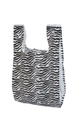 zebra merchandise bags - 9