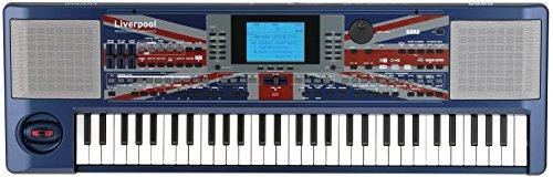 KORG LIVERPOOL An Arranger Keyboard, 4'