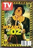TV Guide July 1-7, 2000 (1 of 4 covers) (Ray Bolger as The Scarecrow in The Wizard of Oz: Beyond the Yellow Brick Road; Big Brother: Smile, You're On Constant Camera, Volume 48, No. 27, Issue #2466)