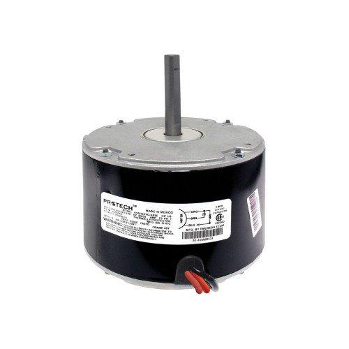 Protech 51-100999-03 1/6 hp 208-230/1/50-60 Condenser Motor