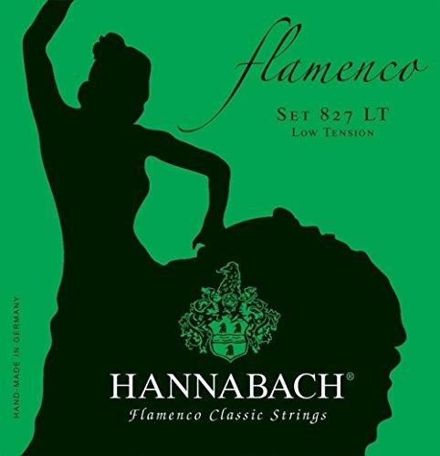 Hannabach 8276 LT Flamenco Classic (Low Tension) E-6
