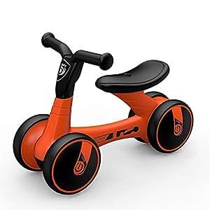 Bicicleta de equilibrio para niños Bebé Equilibrio Bicicleta Niños Caminante Niños Paseo Infantil Caminar Juguetes Interior