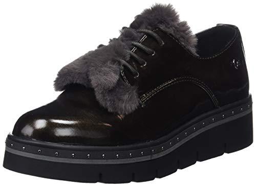 loafers Xti Noir 48392 Femme Plomo plomo Mocassins AFwSwqnpz