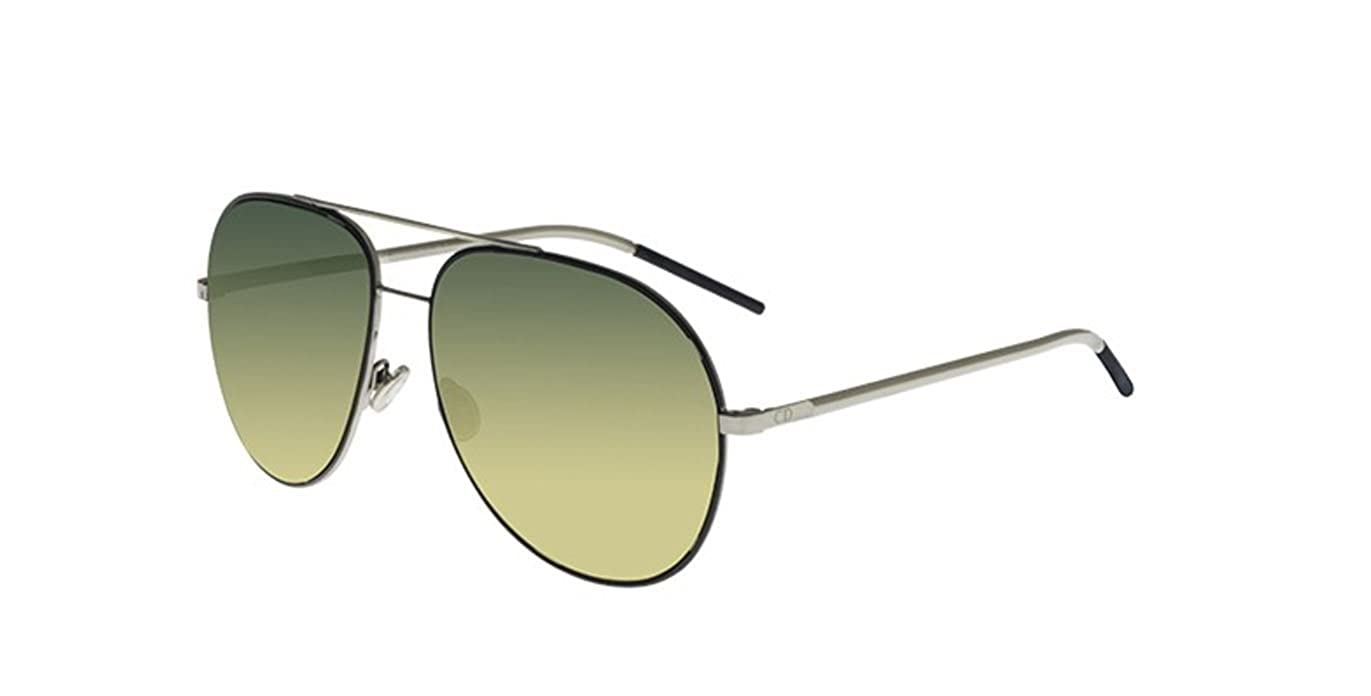 dd79a0798f8 New Christian Dior Astral DTY JE Blue Light Ruthenium Green Yellow  Sunglasses  Amazon.co.uk  Clothing