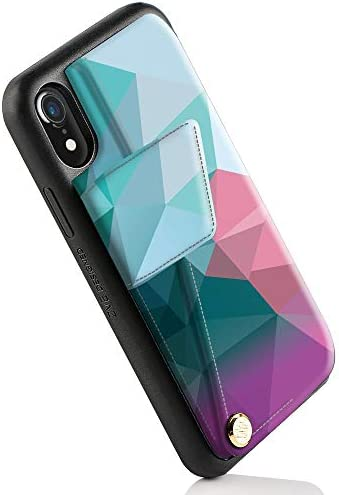 ZVEdeng Leather Mixcolor Printed Shockproof