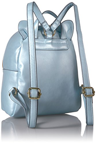 womens Metallic Blu Cat T Back Pack Shirt amp; Face With Jeans fvx8qt6