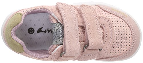 Viking Lara Pink 9 Cross Fille Chaussures Rose de STgwqS4r