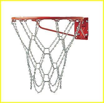 Champion Sports Heavy Duty Steel Chain Basketball Net 410