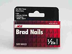 """STANLEY HT CONSUMER FASTENING 26178ACE """"ACE"""" BRAD NAILS"""