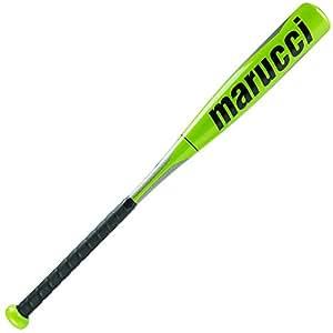 "Marucci Hex Alloy Senior League Baseball Bat with 2 3/4"" Barrel, 27""/17 oz"