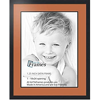 Amazon Com Art To Frames Double Multimat 654 41 89