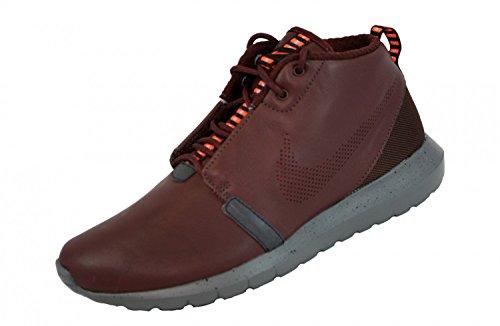 Roshe Run Nm Sneakerboot Prm - Barkroot Castaño / Cedar-terciopelo carmesí Brown-hiper, 9 D con no Marrón - marrón