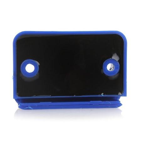 Blue Docooler/® Digital Hour Meter Gauge LCD for Gasoline Engine Racing Motorcycle ATV Mower Snowmobile 0.1//99999Hrs