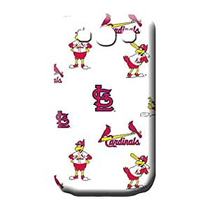 samsung galaxy s3 First-class Style Protective Stylish Cases phone carrying cases st. louis cardinals mlb baseball