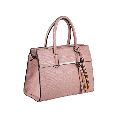 OBC Only-Beautiful-Couture, Borsa a mano donna rosa antico ca.: 35x26x15 cm (BxHxT)