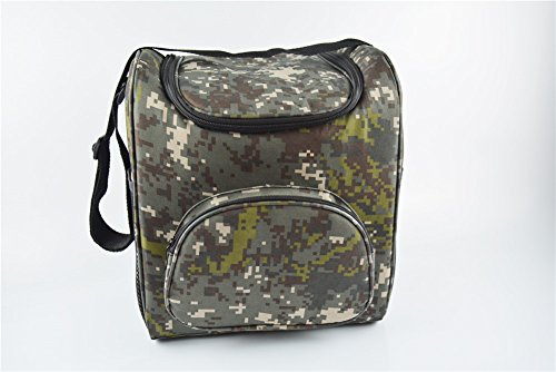 19l Safe (Joza 19L Large Cooler Bag Insulated Lunch Box Bag Picnic Cooler Tote with Dispensing Lid, Multiple Pockets(CAMO) (19L))