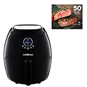 GoWISE USA Programmable 8-in-1 Air Fryer 41keOZ0lQCL