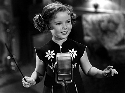 (Shirley Temple Rebecca of Sunnybrook Farm Poster Art Photo Hollywood Movie Star Posters Photos 16x20)