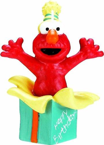 Sesame Street Elmo Sculpted Cake Candle (1ct)