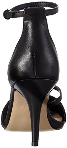 Aldo Seaven - Tacones Mujer Negro - Schwarz (Black Leather 97)