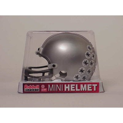 Ohio State Riddell Mini Helmet (NCAA Mini Replica Helmet NCAA Team: Ohio State)