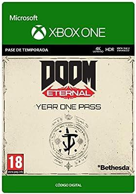 Doom Eternal Year One Pass | Xbox One - Código de descarga: Amazon ...