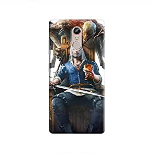 Cover It Up - Relax Witcher Gionee S6s Hard Case