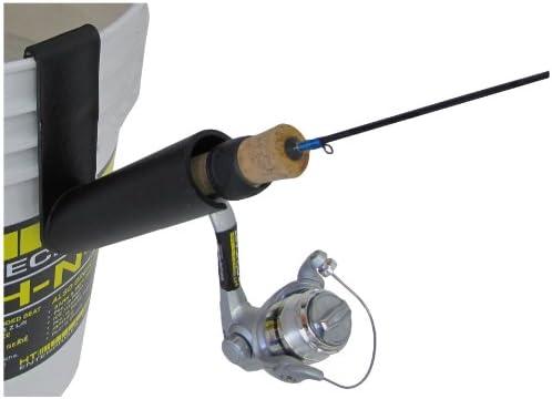 SeaLux Rail Mount Rocket Launcher Rod Holder fit 1 to 1-1 2 Rail M