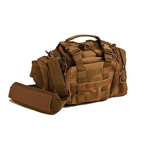 Combat Medic Bag - BATTLBOX BattlTac Combat Medic Bag - Vehicle Size Casualty Response Kit - Quick Access to Supplies - M.O.L.L.E. Compatible Attachments